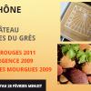 Vente privée vin : Château Mourgues du Grès