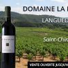 Vente privée vins domaine de la Madura