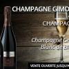 Vente privée Champagnes Gimonnet Gonet