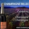 Vente privée Champagne Billecart-Salmon