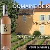 Vente privée Crus Classés de Provence