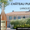 Les vins du Château Puech Haut en Vente privée
