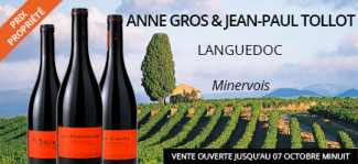 Fabuleux vins du Minervois en vente privée