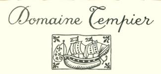 Domaine Tempier - Nouveauté