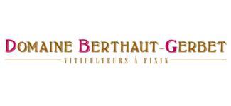 Domaine Berthaut-Gerbet - Nouveauté