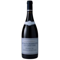 Gevrey-Chambertin 1er Cru Les Cazetiers 2012