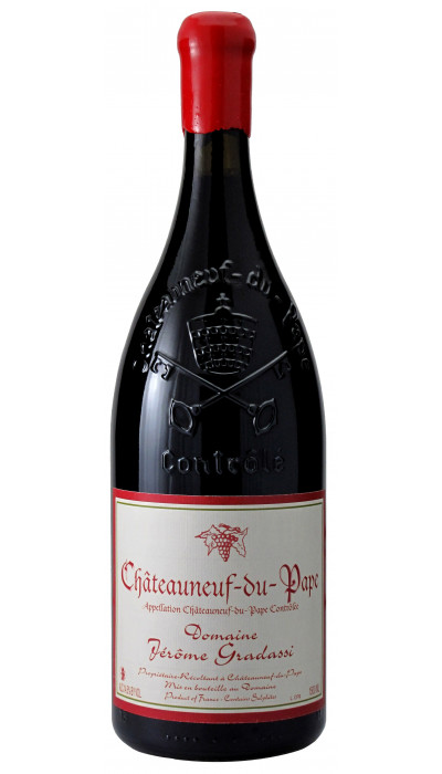 Châteauneuf-du-Pape rouge 2016 Magnum