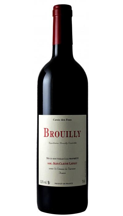Brouilly cuvée des Fous 2019