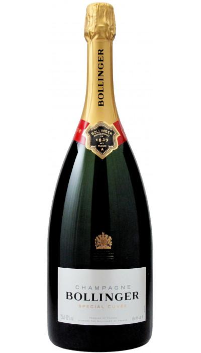 Spécial Cuvée Magnum Champagne Bollinger