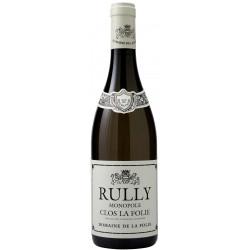 Rully Clos La Folie blanc 2018