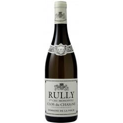 Rully 1er Cru Clos du Chaigne blanc 2018