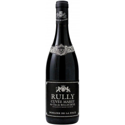 Rully Cuvée Marey rouge 2018