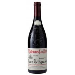 Châteauneuf-du-Pape La Crau rouge 2018